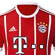 FC Bayern Kindertrikot Home 17/18