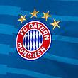 FC Bayern Kids 2nd Shirt Goalkeeper 18/19