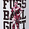 Tasse Fußballgott 31