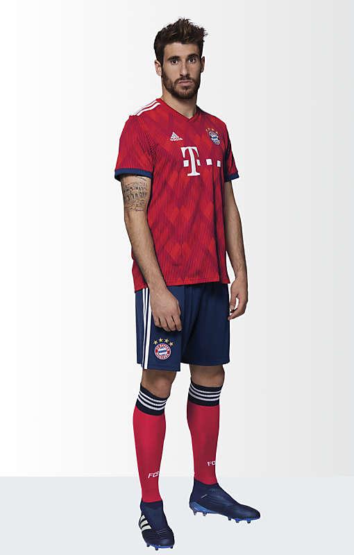 Terza Maglia FC Bayern München Javier Martínez